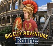 Feature screenshot game Big City Adventure: Rome