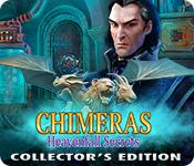 Recurso de captura de tela do jogo Chimeras: Heavenfall Secrets Collector's Edition