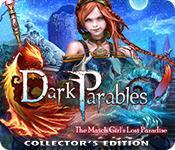 Recurso de captura de tela do jogo Dark Parables: The Match Girl's Lost Paradise Collector's Edition
