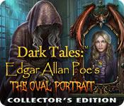 Recurso de captura de tela do jogo Dark Tales: Edgar Allan Poe's The Oval Portrait Collector's Edition