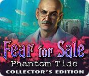 Recurso de captura de tela do jogo Fear for Sale: Phantom Tide Collector's Edition