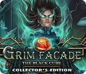 Recurso de captura de tela do jogo Grim Facade: The Black Cube Collector's Edition