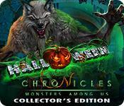 Recurso de captura de tela do jogo Halloween Chronicles: Monsters Among Us Collector's Edition