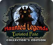 Recurso de captura de tela do jogo Haunted Legends: Twisted Fate Collector's Edition