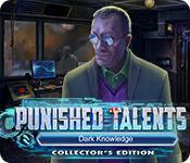 Recurso de captura de tela do jogo Punished Talents: Dark Knowledge Collector's Edition