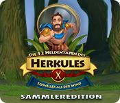 Feature screenshot Spiel Die 12 Heldentaten des Herkules X: Schneller als der Wind Sammleredition