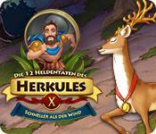 Feature screenshot Spiel Die 12 Heldentaten des Herkules X: Schneller als der Wind