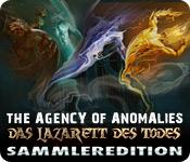Feature screenshot Spiel The Agency of Anomalies: Das Lazarett des Todes Sammleredition