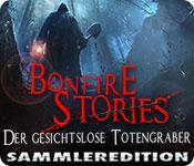 Feature screenshot Spiel Bonfire Stories: Der gesichtslose Totengräber Sammleredition