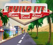 Build It! Miami Beach Resort game play