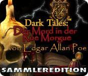 Feature screenshot Spiel Dark Tales: Der Mord in der Rue Morgue von Edgar Allan Poe Sammleredition