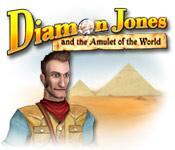 Vorschaubild Diamon Jones: Amulet of the World game