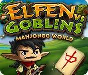 Feature screenshot Spiel Elfen vs. Goblins Mahjongg World