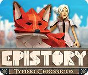 Feature screenshot Spiel Epistory: Typing Chronicles