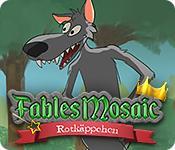 Feature screenshot game Fables Mosaic: Rotkäppchen