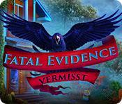 Feature screenshot game Fatal Evidence: Vermisst