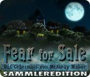 Feature screenshot Spiel Fear for Sale: Das Geheimnis von McInroy Manor Sammleredition