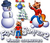 Foxy Jumper 2 Winter Adventures game play