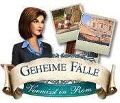 Vorschaubild Geheime Fälle - Vermisst in Rom game