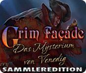Feature screenshot Spiel Grim Facade: Das Mysterium von Venedig Sammleredition