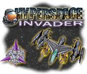 Hyperspace Invader game play