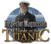 Feature screenshot Spiel Inspector Magnusson: Murder on the Titanic