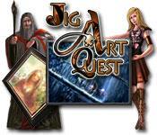 Jig Art Quest game play