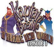 Feature screenshot Spiel Kaptain Brawe: A Brawe New World