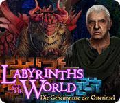 Feature screenshot Spiel Labyrinths of the World: Die Geheimnisse der Osterinsel
