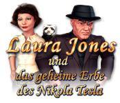 Feature screenshot Spiel Laura Jones und das geheime Erbe des Nikola Tesla