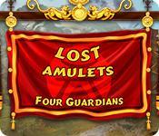 Feature screenshot Spiel Lost Amulets: Four Guardians