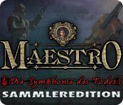 Feature screenshot Spiel Maestro: Die Symphonie des Todes Sammleredition