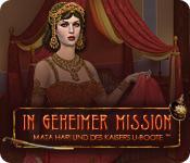 In geheimer Mission: Mata Hari und des Kaisers U-Boote  Handbuch game play