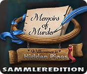 Feature screenshot Spiel Memoirs of Murder: Willkommen in Hidden Pines Sammleredition