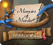 Feature screenshot Spiel Memoirs of Murder - Willkommen in Hidden Pines
