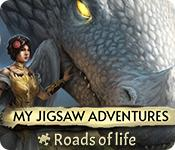 Feature screenshot game My Jigsaw Adventures: Roads of Life