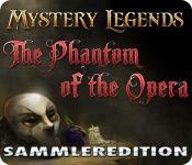 Feature screenshot Spiel Mystery Legends: The Phantom of the Opera Sammleredition