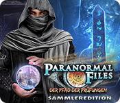 Feature screenshot Spiel Paranormal Files: Der Pfad der Prüfungen Sammleredition