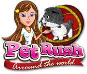 Feature screenshot Spiel Pet Rush: Arround the World