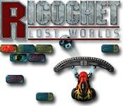 Ricochet Lost Worlds game play
