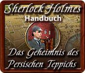 Sherlock Holmes: Das Geheimnis des persischen Teppichs Handbuch game play