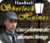 Sherlock Holmes: Das Geheimnis des silbernen Ohrrings Handbuch game play