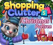 Feature screenshot Spiel Shopping Clutter 5: Christmas Poetree