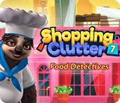 Feature screenshot game Shopping Clutter 7: Food Detectives