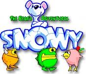 Snowy: The Bear's Adventures game play