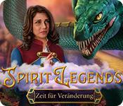 Feature screenshot game Spirit Legends: Zeit für Veränderung