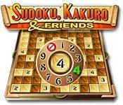 Sudoku, Kakuro & Friends game play