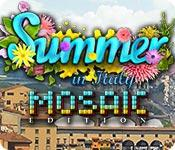 Feature screenshot Spiel Summer in Italy: Mosaic Edition