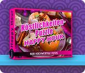 Feature screenshot game Köstlichkeiten-Puzzle: Happy Hour