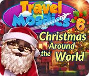 Feature screenshot Spiel Travel Mosaics 6: Christmas Around The World